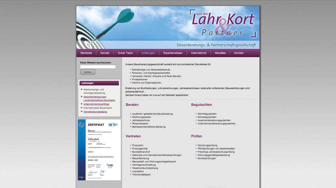 lahr-kort-partner.de