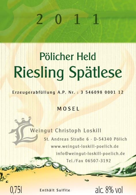 Loskill Etikett